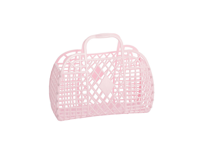 SS18 Collection / jelly Basket_Small_light pink