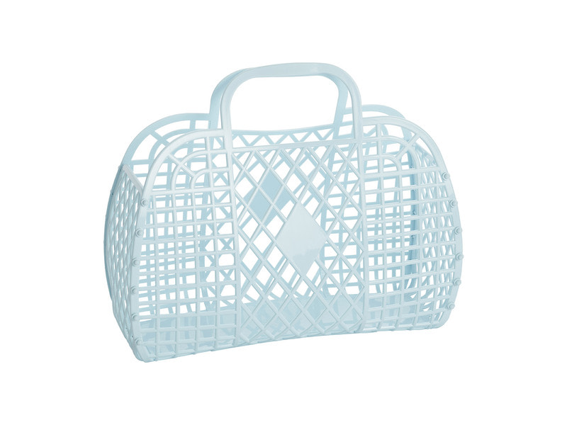 SS18 Collection / Jelly Basket_Large_blue