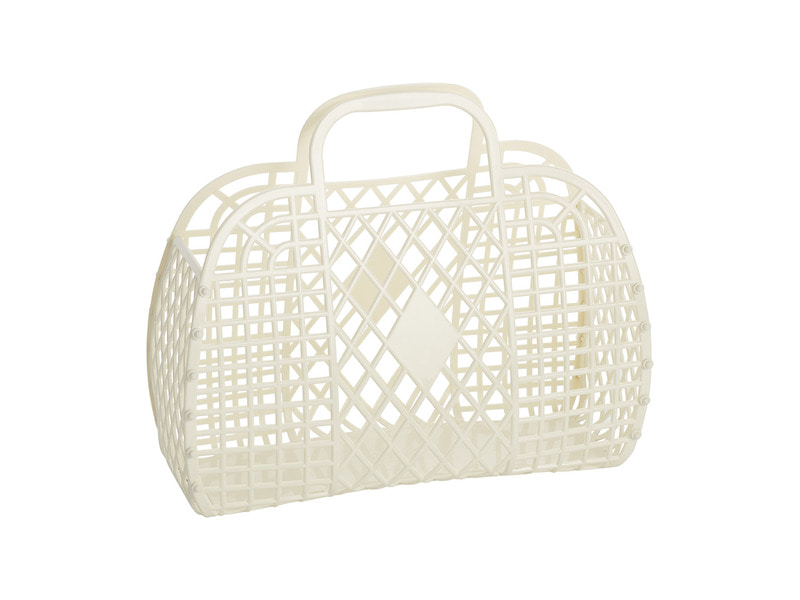 SS18 Collection / Jelly Basket_Large_cream
