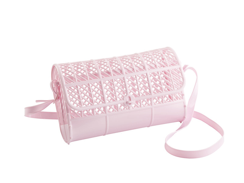 SS18 Collection / jelly purse_light pink